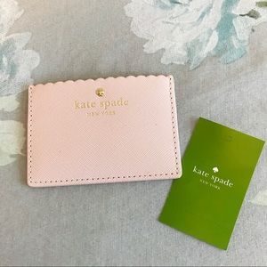 Kate Spade Lilly Avenue card holder wallet
